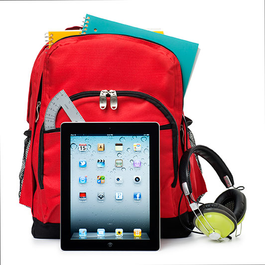 ipad backpack